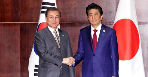 Güney Kore Japonya'nın İhracat Tedbirlerini Kaldırmasını İstiyor