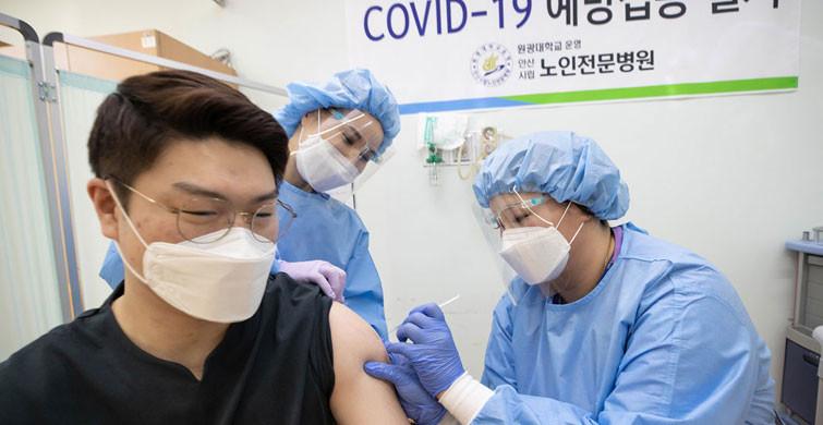 Güney Kore'de AstraZeneca Aşısı Olan İki Kişi Öldü
