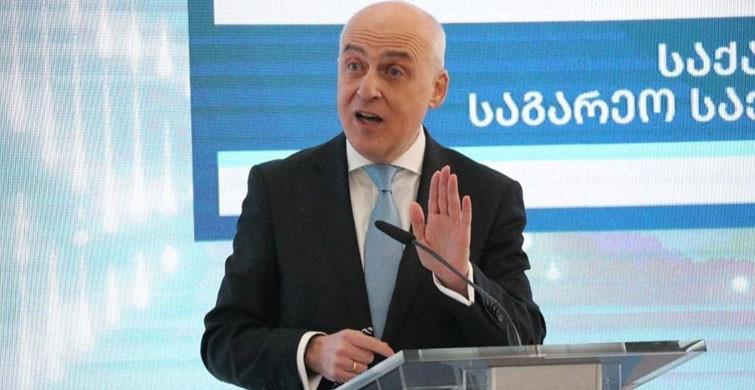 Gürcistan Başbakan Yardımcısı Zalkaliani Türkiye'ye Geliyor!