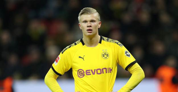Haaland: 'Bayern Münih'in Şampiyon Olması Saçmalık'