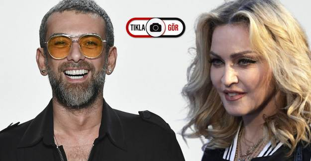 Hakan Akkaya: Madonna ile Buluşacağız