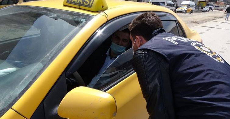 Hakkari'de Polis Ekipleri Tarafından Kısıtlama Denetimi Yapıldı