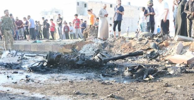 Halep'te Patlama: Dört Yaralı