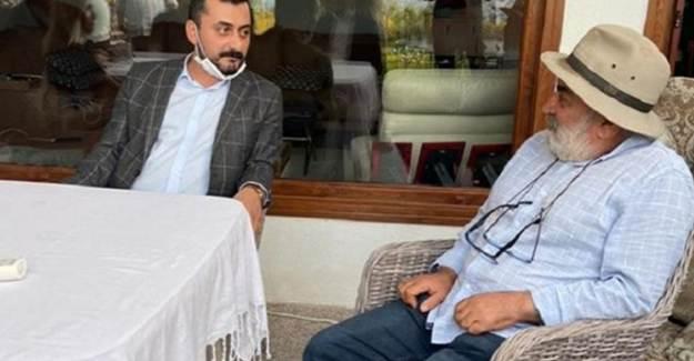 CHP'li Eren Erdem'den Davadan Vazgeç Baskın Ziyareti