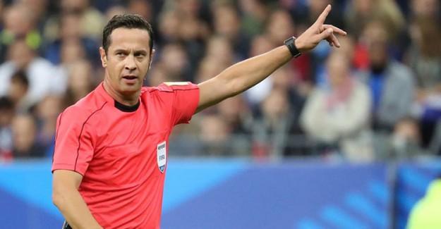 Halis Özkahya UEFA Avrupa Ligi'nde Düdük Çalacak!