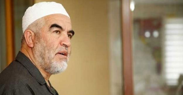 Hamas Sözcüsü: İsrail'in Raid Salah'ın Hapis Cezasını Ertelememesi Irkçı Bir Tavır