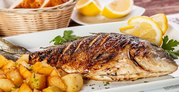 Hamile Kalmak İçin Balık Yiyin