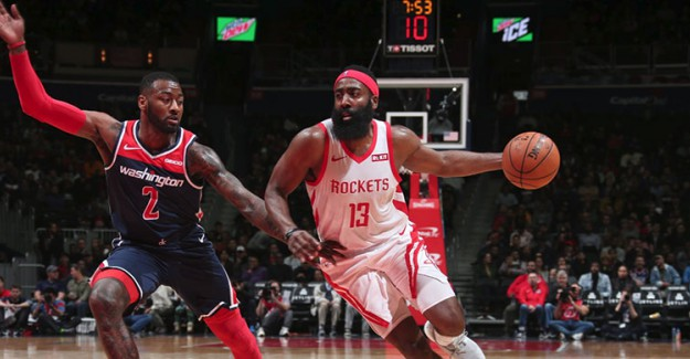 Harden'ın Müthiş Performansı Rockets'a Yetmedi!