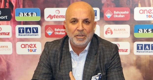 Hasan Çavuşoğlu'ndan Taraftara Çağrı!