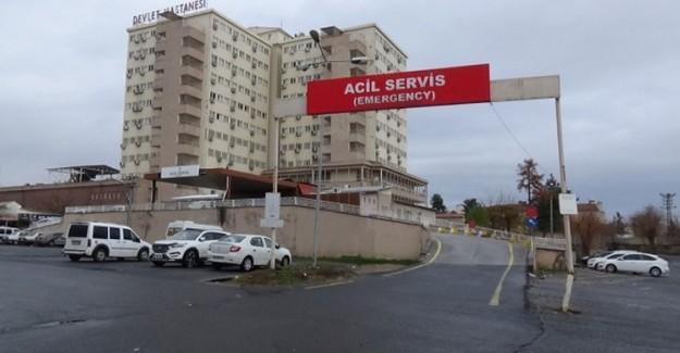 Hastaneye Akın Ettiler! Diyarbakır'da Gıda Zehirlenmesi