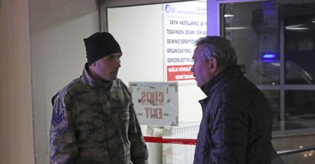Hastaneye Kaldırılan Asker Sayısı 150'ye Çıktı