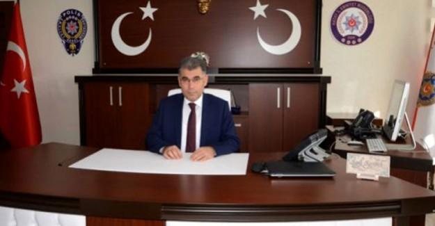 Hatay Emniyet Müdürü Kamil Karabörk Trafik Kazası Geçirdi
