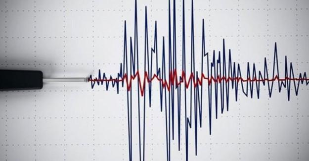 Hatay'da 3.2 Büyüklüğünde Deprem Oldu!
