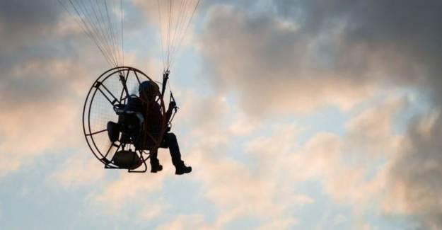 Hatay'da Paramotor ve Yamaç Paraşütü Yasaklandı