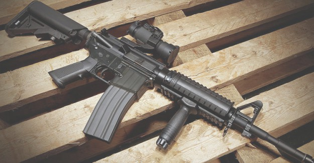 Hatay'da Silah Operasyonu