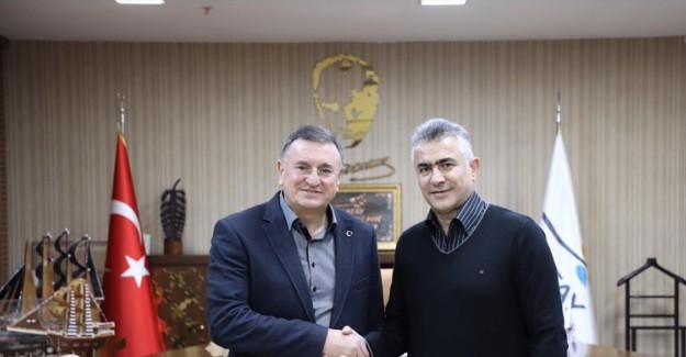 Hatayspor, Mehmet Altıparmak İle Sözleşme İmzaladı!