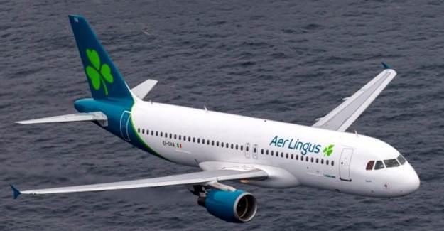 Hava Yolu Şirketi Aer Lingus Coronavirüs Nedeniyle 500 Kişiyi İşten Çıkaracak