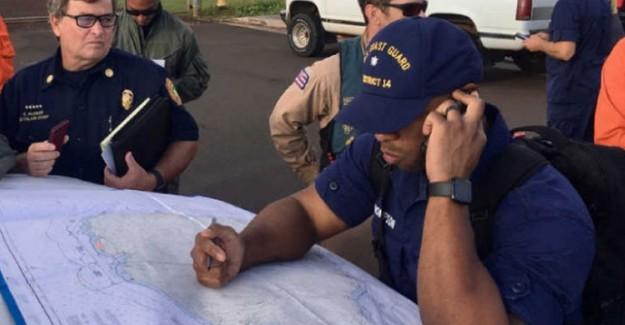 Hawaii'de Kayıp Helikopterin Enkazına Ulaşıldı