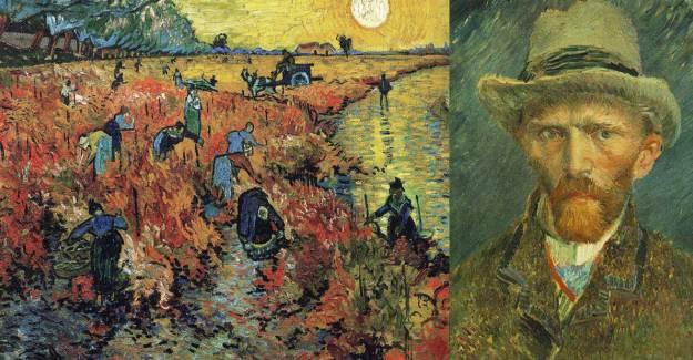 Hayattayken Yalnızca Bir Tablosu Satılan Ünlü Ressam Van Gogh