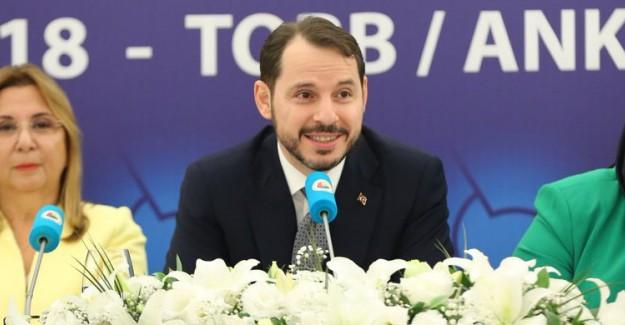 Hazine Bakanı Albayrak: Yeni Bir Başarı Hikayesi Yazıyoruz