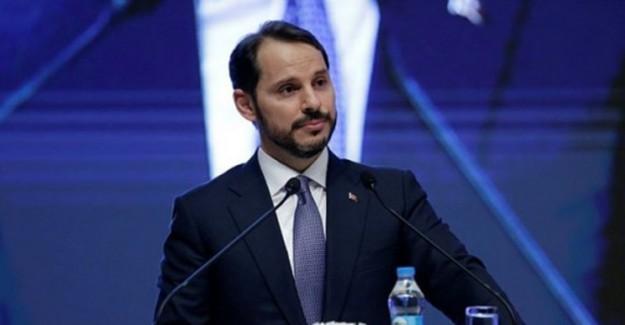 Hazine ve Maliye Bakanı Albayrak'tan Vergi Reformu Açıklaması