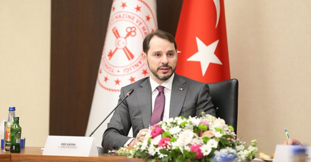 Hazine ve Maliye Bakanı Berat Albayrak: Gıda Komitesi Toplantımızı Gerçekleştirdik