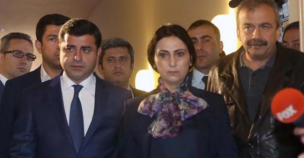 HDP Eşbaşkanları Demirtaş ve Yüksekdağ Tutuklandı!