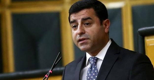 HDP Eski Eş Genel Başkanı Selahattin Demirtaş'ın Avukatları Duruşmaya Katılmayacak