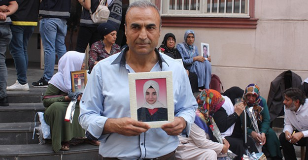 HDP Önünde Eylem Yapan Ailelerin Sayısı 37'ye Çıktı