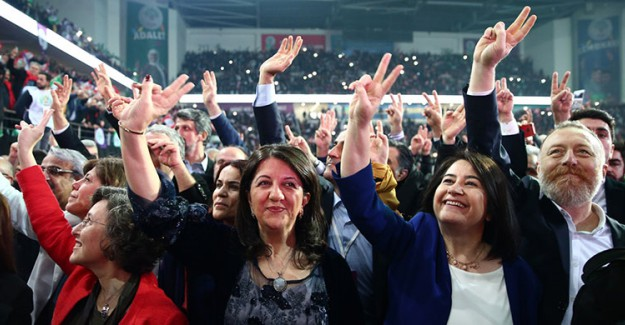 HDP'den Küstah Açıklama!