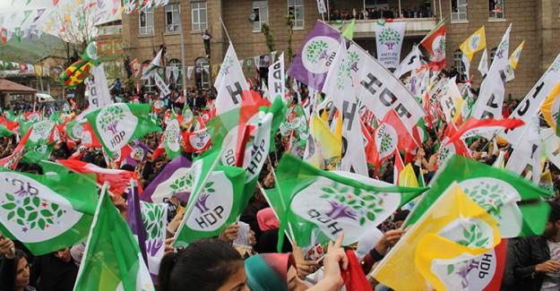 HDP'de 3 Vekil İçin Fezleke Kararı