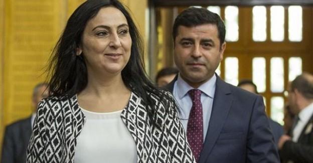 HDP'ye Operasyon! Demirtaş ve Yüksekdağ Gözaltında
