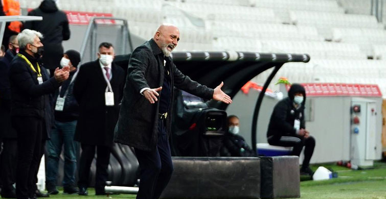 Hikmet Karaman Beşiktaş'a Çelmeyi Taktı