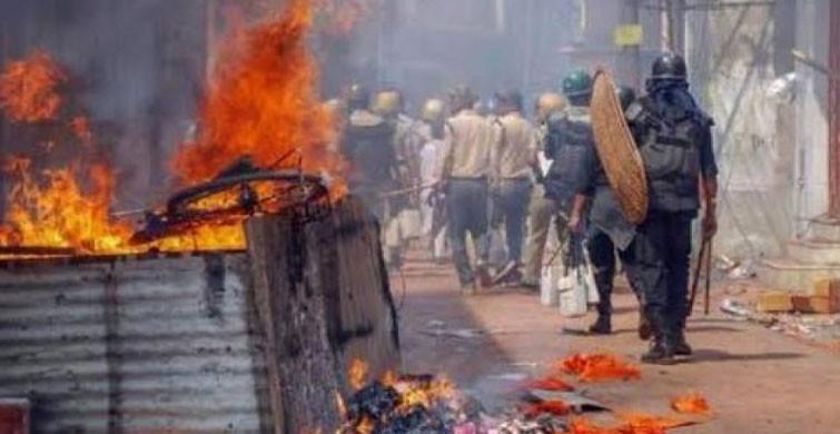 Hindistan'da Seçim Sonrası Çatışma Çıktı: 12 Ölü