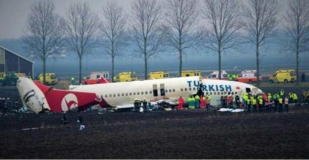 Hollanda 10 Yıl Önce Düşen THY Uçağı İçin Boeing CEO'sunu İfadeye Çağırdı