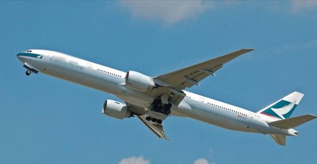 Hong Kong Hava Yolu Şirketinden Personeline Ücretsiz İzin