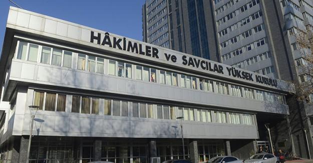HSK'dan Kritik Karar! 7 Hakim Göreve İade Edildi