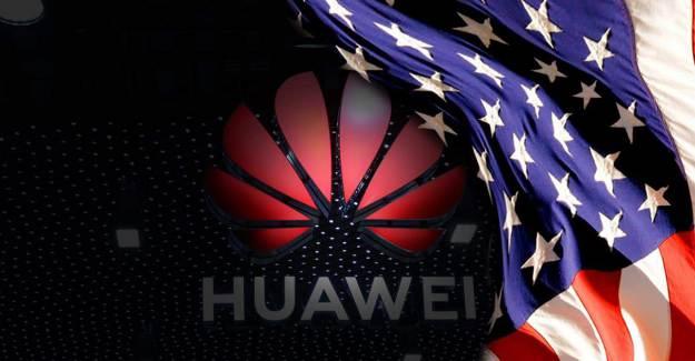 Huawei: ABD Bizi Engellemek İçin Avrupa'ya Baskı Yapıyor
