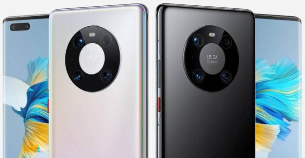 Huawei Mate 40 Pro 3 Yıl Donmadan Çalışacak Açıklaması