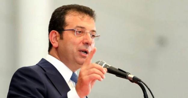 İBB Başkanı Ekrem İmamoğlu, İşten Çıkarılan İşçilerle Alakalı Konuştu