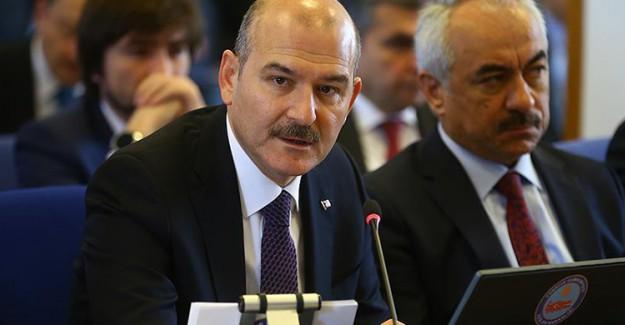 İçişleri Bakanı Soylu: 100 Sözde Kıdemli Terörist Etkisiz Hale Getirildi