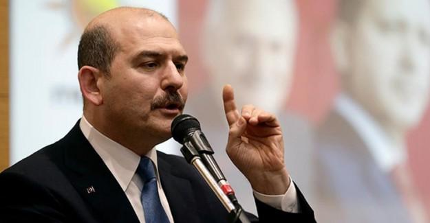 İçişleri Bakanı Soylu: ABD Bizi Yıldırabileceğini Düşündü