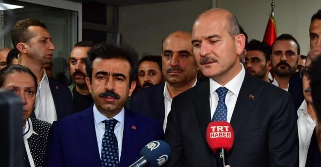 İçişleri Bakanı Soylu Diyarbakır'da Anneleri Ziyaret Etti