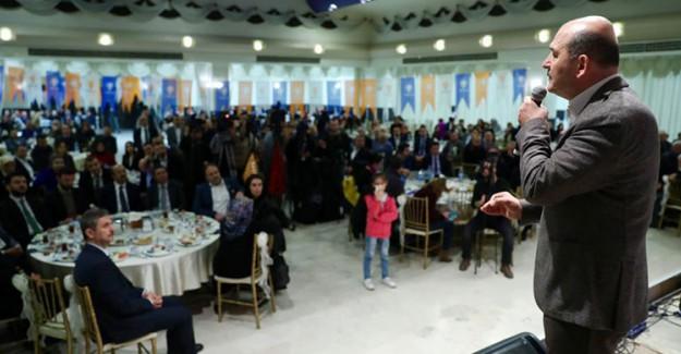 İçişleri Bakanı Soylu: HDP Eşbaşbaşkanının Yüzünde Meymenet Yok