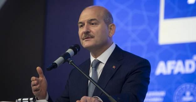 İçişleri Bakanı Soylu'dan CHP Gençlik Kolları Üyesine 'DHKP-C' Tepkisi