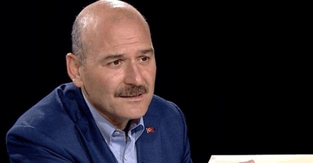 İçişleri Bakanı Süleyman Soylu Canlı Yayın Konuğu Olacak