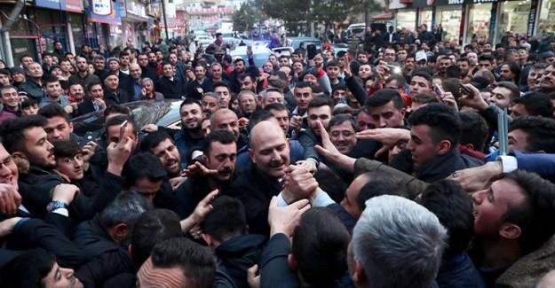 İçişleri Bakanı Süleyman Soylu: Kılıçdaroğlu 10 Katlı Binayı İdare Edemiyor