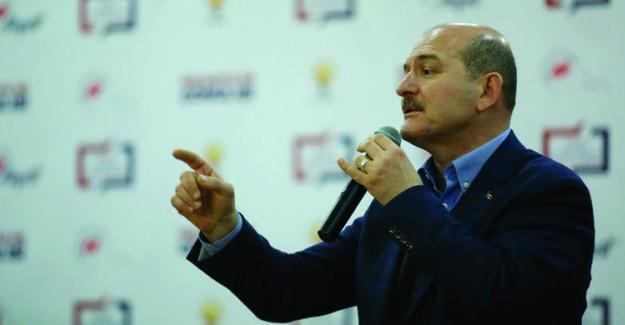 İçişleri Bakanı Süleyman Soylu: Şu An 300 Operasyon Yapıyoruz