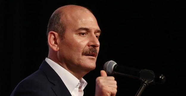 İçişleri Bakanı Süleyman Soylu: Tünelin Ucundaki Işığı Gördüğümüz Bir Yüzyıl Oldu