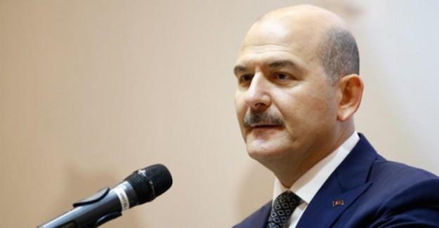 İçişleri Bakanı Süleyman Soylu: Bomba Yüklü Araç Yakalandı
